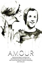 amour ➸ l.s by harryninfa