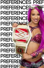 WWE Preferences by gunsn-roses