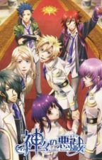 Kamigami No Asobi One Shots by Kassius-Sideris