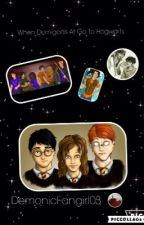 When Demigods Go To Hogwarts [Wattys 2016] by Amy_Grimes17