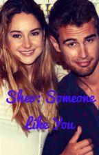 Sheo: Someone Like You by blairw1234cb