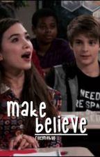 Make Believe {Riarkle} by rileyminkus