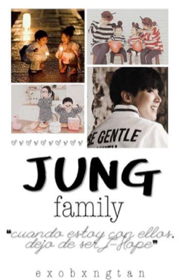 Jung Family ➳ Hoseok