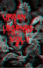 Urban Legends, Vol. 1: Japanese Urban Legends by icecream_txken