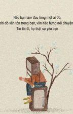 NHỮNG CÂU NÓI HAY TRONG TIỂU THUYẾT NGÔN TÌNH by HanSica_