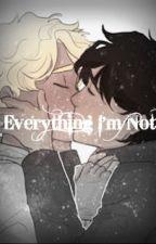 Everything I'm Not ~ Solangelo by ElysianLuna