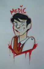 Serial Killer (serial killer! Medic X detective! Reader) by SharkTheHorrorAddict