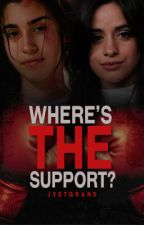 Where's the Support? ↣ Camren by jvstgrand