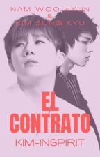 WooGyu | ~El Contrato~ by Kim-Inspirit