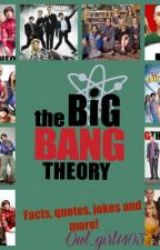 The Big Bang theory facts, quotes, jokes and more by owl_girl1403
