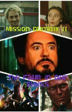Mission Dummy II: The Fault in Our Starks (Avengers x Reader) by lexi_2984