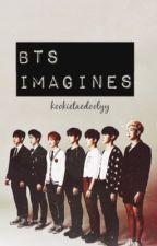 BTS imagines by kookietaedoolyy