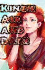 Kinzie Ask and Dare Book by X_The_Heroes_X