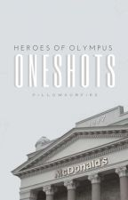 Heroes of Olympus Oneshots by pillowsonfire