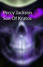 Percy Jackson Son Of Kratos by kingtutur