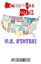 Randomness with the US States by APH-California