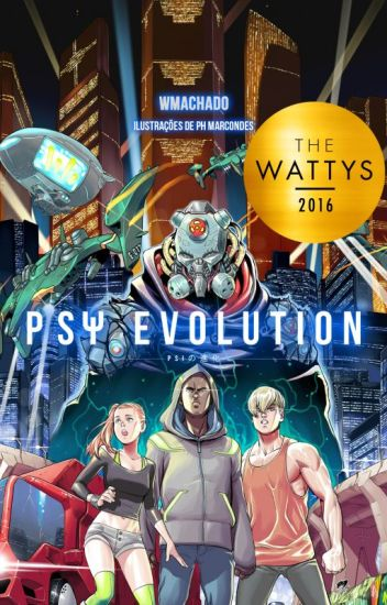 PSI Evolution - Vencedor do Wattys 2016