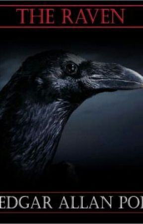 Edgar Allen Poe: The Raven by Alpha_Raptor