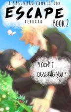 Escape [Book 2] by hoseokmymainhoe