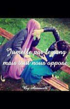 Jumelle Par Le Sang Mais Tout Nous Oppose.(EN POSE) by Aaameell