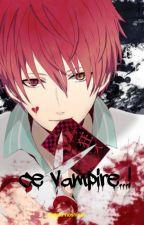 Ce vampire...! by Angela-hoshisei