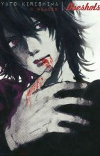 Ayato Kirishima X Reader ~ Oneshots by whathehel