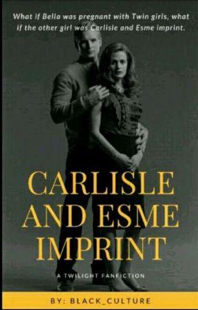 Carlisle and Esme Imprint by Black_Culture