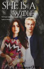Волчица by nastasya13391