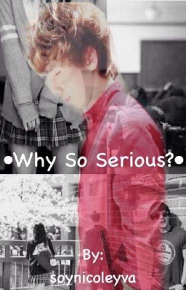 •Why So Serious?• (Alonso Villalpando & Tu) #CoderAwardsV16
