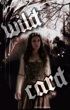 WILD CARD ⌣KOL MIKAELSON by -ravenclaws