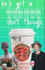 He's Got A [coffee] Shot Though || Mashton  by harlequin_books