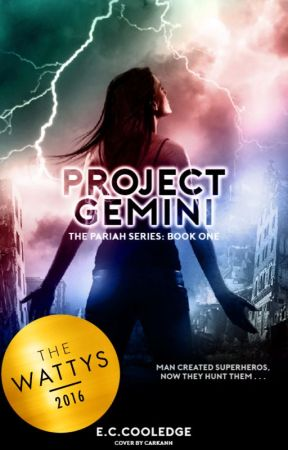 Project Gemini (WATTYS 2016 WINNER!) by EmilyCharlotteCooledge