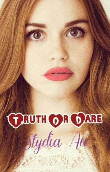 Truth Or Dare - Stydia Au