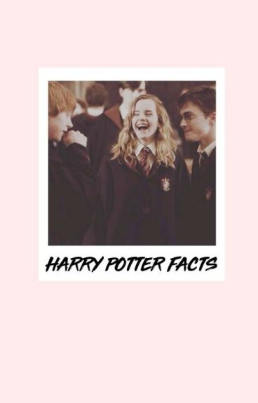Harry Potter Facts |✔