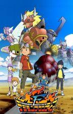 Digimon Frontier *Takuya & Tu* by Rusheerr