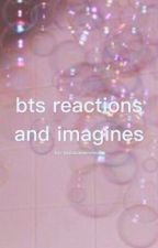BTS Imagines by naegahoshyourass