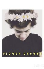 flower crowns ;; larry stylinson by anxietybabies