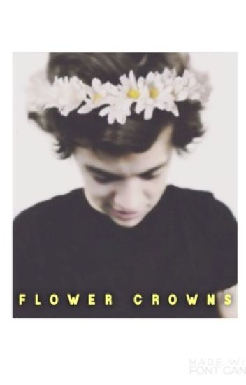 flower crowns ;; larry stylinson