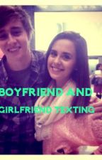 Boyfriend And Girlfriend Texting <3 by 1CoverGirl
