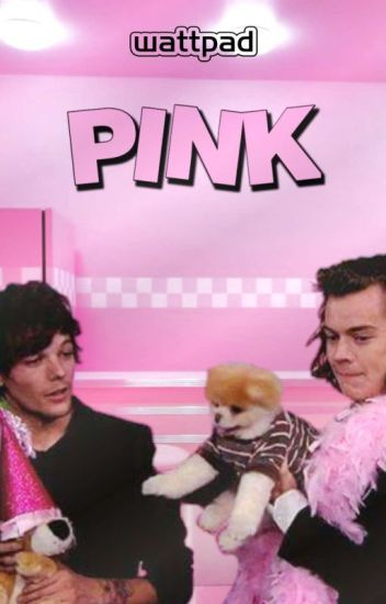 pink ; larry mpreg