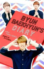 Byun Baekhyun's Diary | Special Story [COMPLETED] by Galaxy_Yehet13