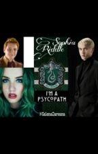 Sophia Riddle || Draco Malfoy#Wattys2016  by SelenaCarsana