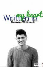 written in my heart by NouraneMohamed