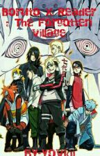 Boruto X OC Reader : The Forgotten village by yovkii