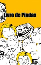 Livro de Piadas 1a edição by Jota_Autor