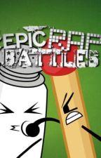 Epic Rap Battles of Objects! by XxFandomFreakoutxX