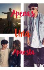 Apenas Una Apuesta  [Abraham Mateo Hot] by SoyVegetta_CR