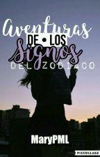 Aventuras De Los Signos Del Zodiaco by MaryPML