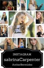 Instagram (Sabrina Carpenter) by ambarbermudez142