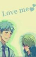 Love Me (sullyvan×mike Monster Inc) Yaoi by AguitadeSabor